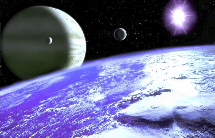 Экзопланеты - планеты вне Солнечной системы