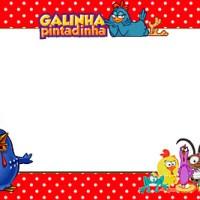 Kit aniversário Galinha Pintadinha