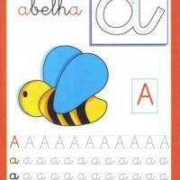 Treino ortografico - vogais para imprimir