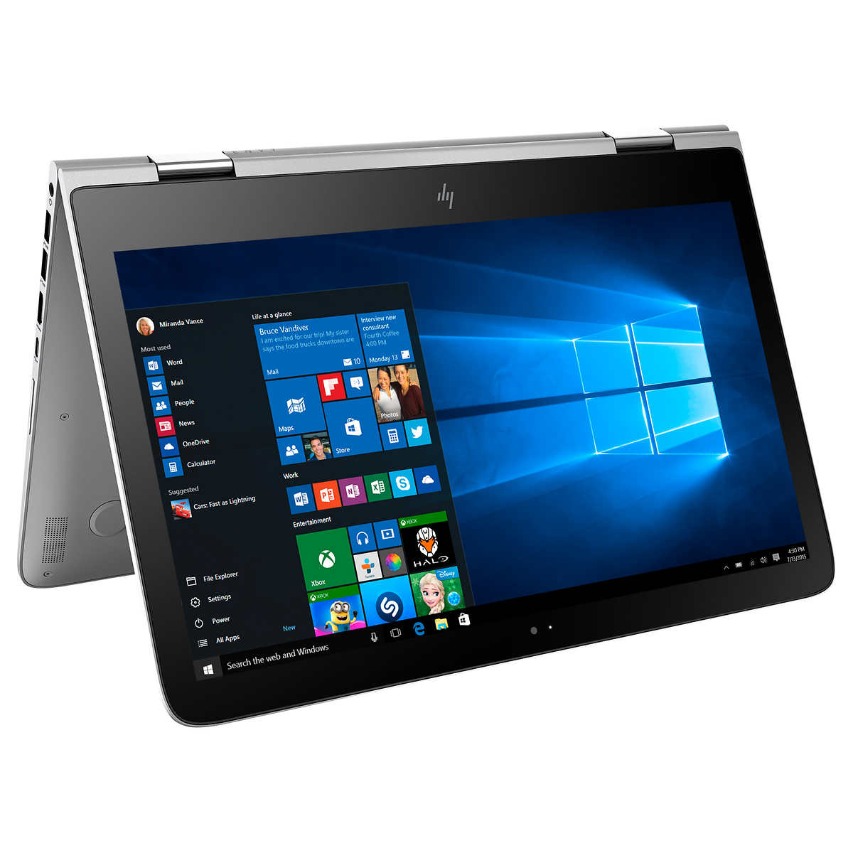 hp envy x360 13-y013cl new