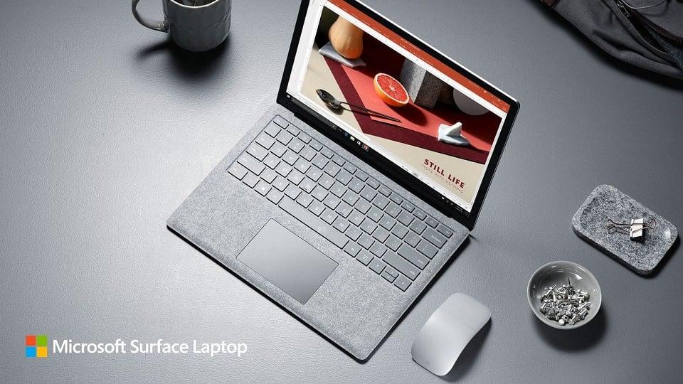 surface laptop i5