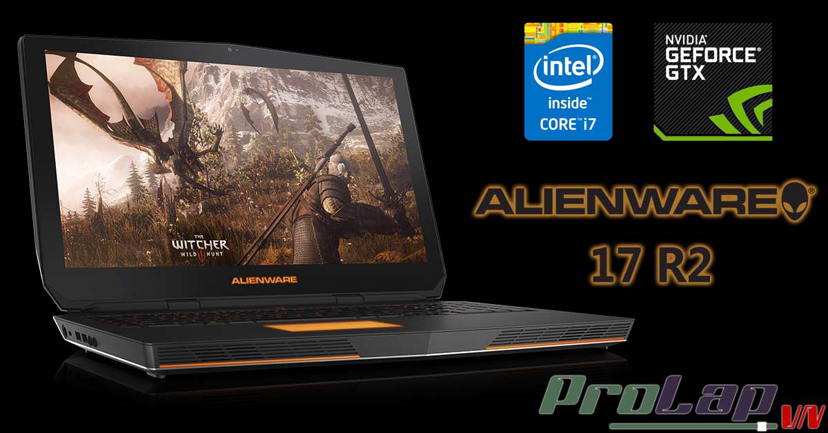 Dell Alienware 17 R2 i7 GTX 980M 4GB
