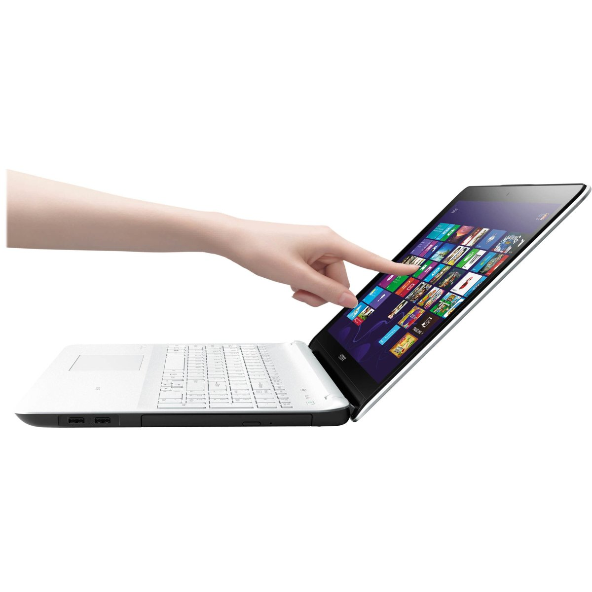 Sony VAIO FIT 15E man hinh cam ung