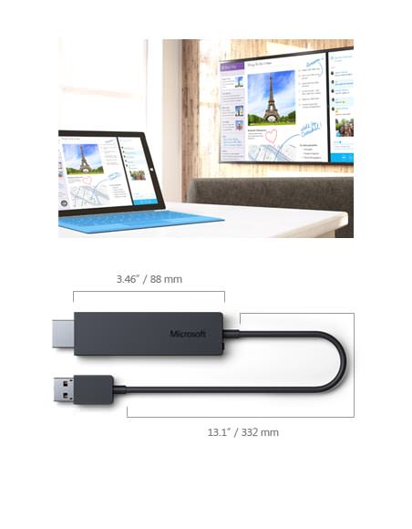 tren tay wireless display adapter