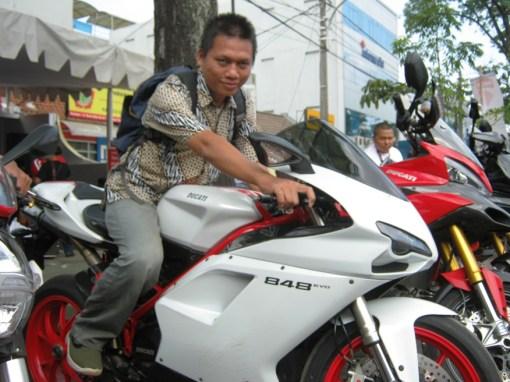 Pembukaan Dealer Ducati Bandung
