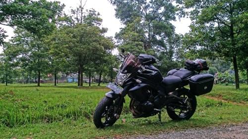 Kawasaki ER6N 01
