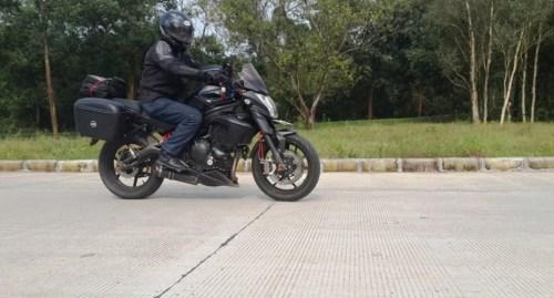 [Test Ride] Kawasaki ER6N, Lebih dari Cukup!!