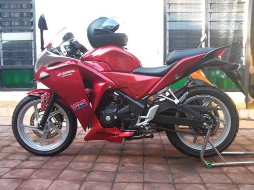 Review Honda CBR 250 Oleh Mantan Penunggang Pulsar 200