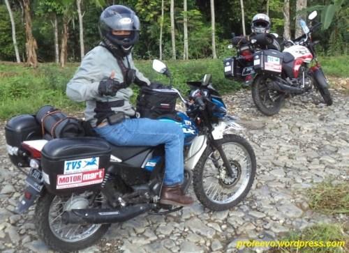 [Review] Tank Bag Donimoto J3 Adventure