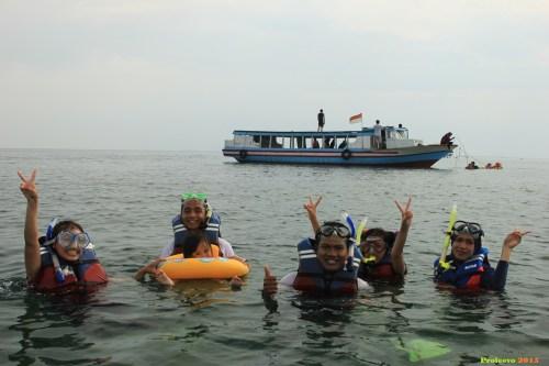 [Tour Report] Liburan ke Pulau Pari, Seru dan Menyenangkan
