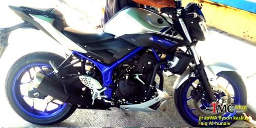 Beli Yamaha MT25 Tahun Depan Aja