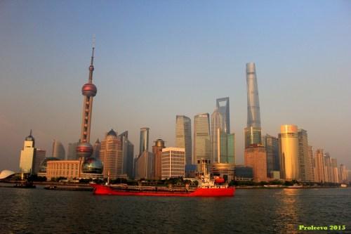 Shanghai bisa seperti ini setelah puluhan koruptor dihukum mati