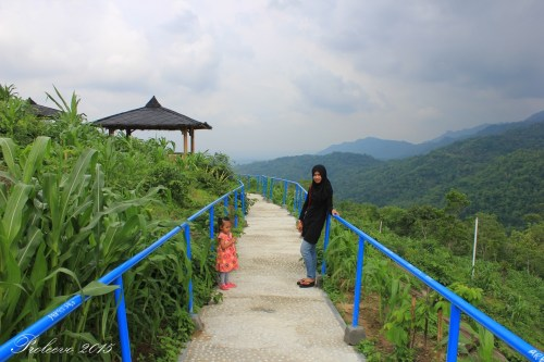 [Traveling Gallery] Green Village Gedang Sari, Gunung Kidul Rasa New Zealand