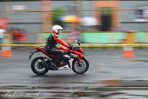 [Test Ride] Honda New CBR 150 R, Menyenangkan, tapi ada yang Kurang