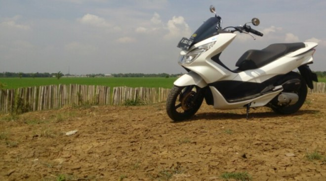 [Riding Review] Honda PCX 150, Asyik Buat Harian