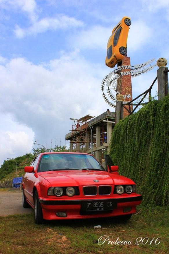 [Review] 5.000 km Bersama BMW E34 530i Individual 1994