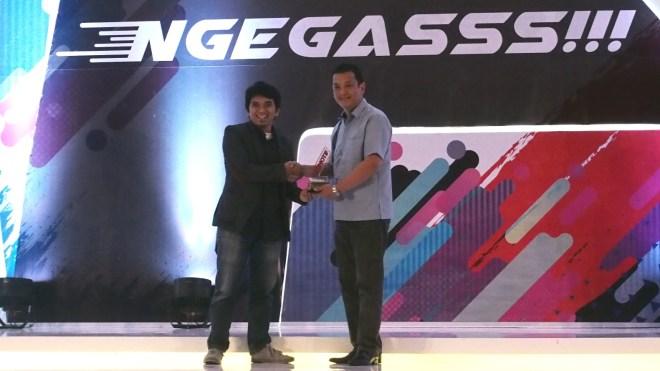 Seluruh Motor 150cc Suzuki Meraih Penghargaan Otomotif Award