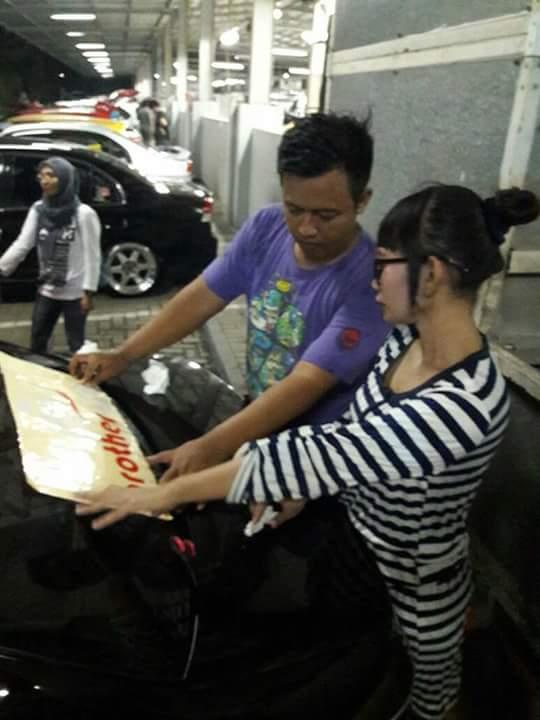 Komunitas Brother Limo Vios Enthusiast (BrotherLIVE) Mendeklarasikan Diri di Yogyakarta
