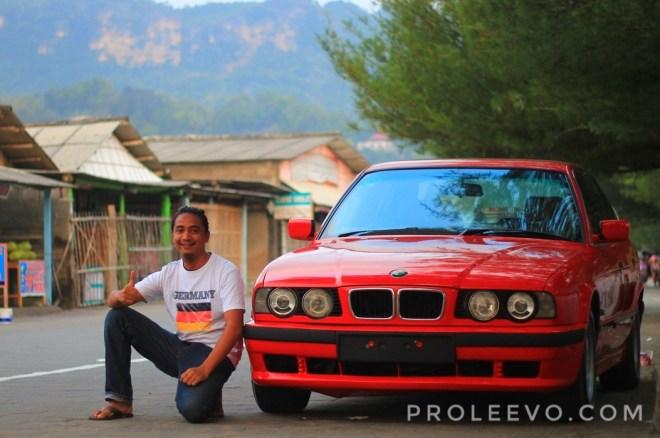 Spesifikasi BMW 530i E34 1992 - 1996