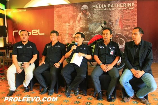 Astra Motor Yogyakarta Resmi Perkenalkan Honda CMX500 Rebel