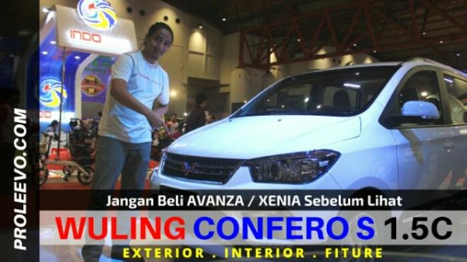 Jangan Beli AVANZA Sebelum Lihat Wuling Confero 2017 Indonesia