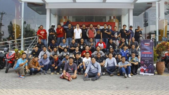 Astra Motor Yogyakarta Hadirkan Honda RC213V-S di Jaringan Big Wing