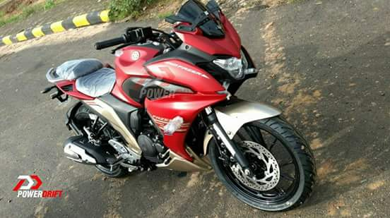 New Yamaha Fazer 250 2017, Silahkan Dikomentari