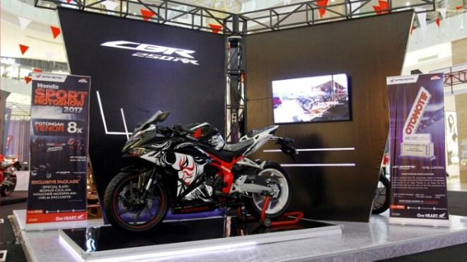 Astra Motor Yogyakarta Gelar Honda Sport Motoshow