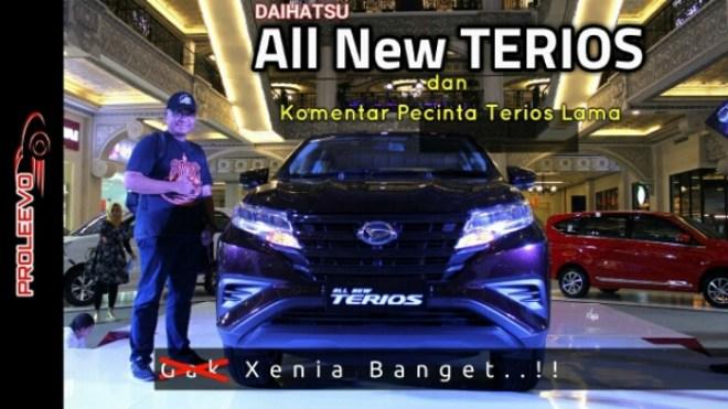 Interior All New Terios 2018 Xenia Banget