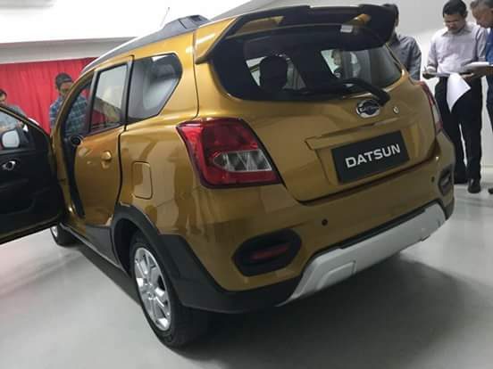Inikah Sosok Datsun Go Cross Indonesia 2018?