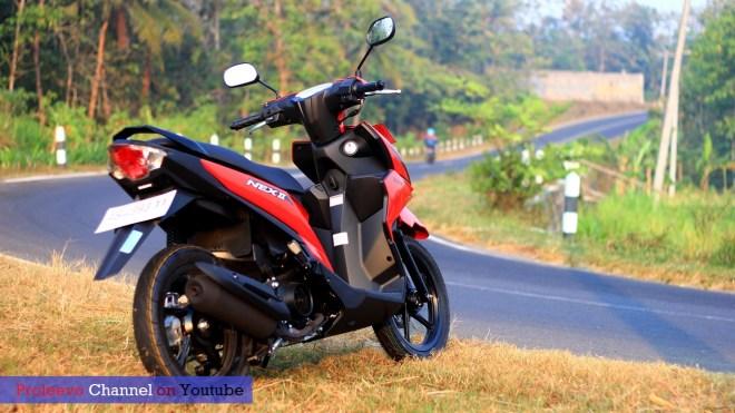 Kekurangan Suzuki Nex 2 Setelah Dipake Harian