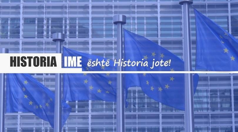 Historia Ime EU Flags