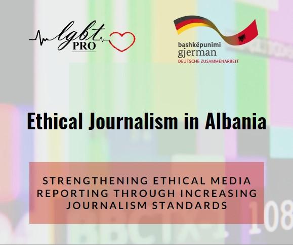 ethical media in albania report media