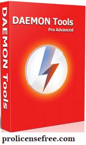 Daemon Tools Pro 10.12.0.1097 Crack