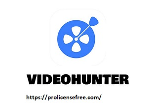 VideoHunter Crack