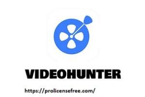VideoHunter Crack