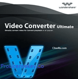 Wondershare Video Converter Ultimate 12.5.3.1 Crack + Keygen 2021