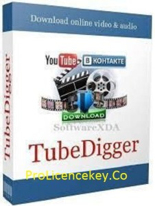 TubeDigger 7.2.2 Crack + Registration Code 2021 (Latest)