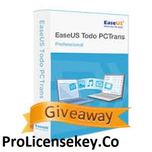 EaseUS Todo PCTrans Pro 12.2 Crack + Activation Code 2021 Update