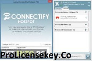Connectify Hotspot Pro 2021.0.1.40136 Crack With License Key