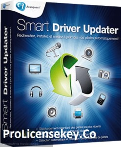 Smart Driver Updater 5.0.396 Crack With License Key 2021
