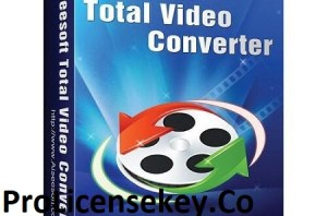 Total Video Converter 4.5 Crack With Registration Key {2021}