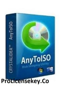 AnyToISO 3.9.6 Full Crack with Serial Key 2021