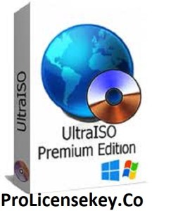 UltraISO 9.7.5 Crack With Registration Code 2021