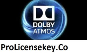 Dolby Atmos Crack For PC/Windows 2021[32bit + 64bit] Latest Update
