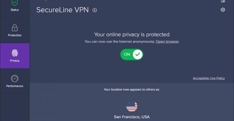 Avast SecureLine VPN 5.3.458 Crack License Key File [Latest]