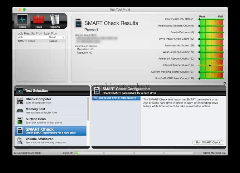 TechTool Pro 13.0.2 Crack MAC Full Version 100% Working {Latest}
