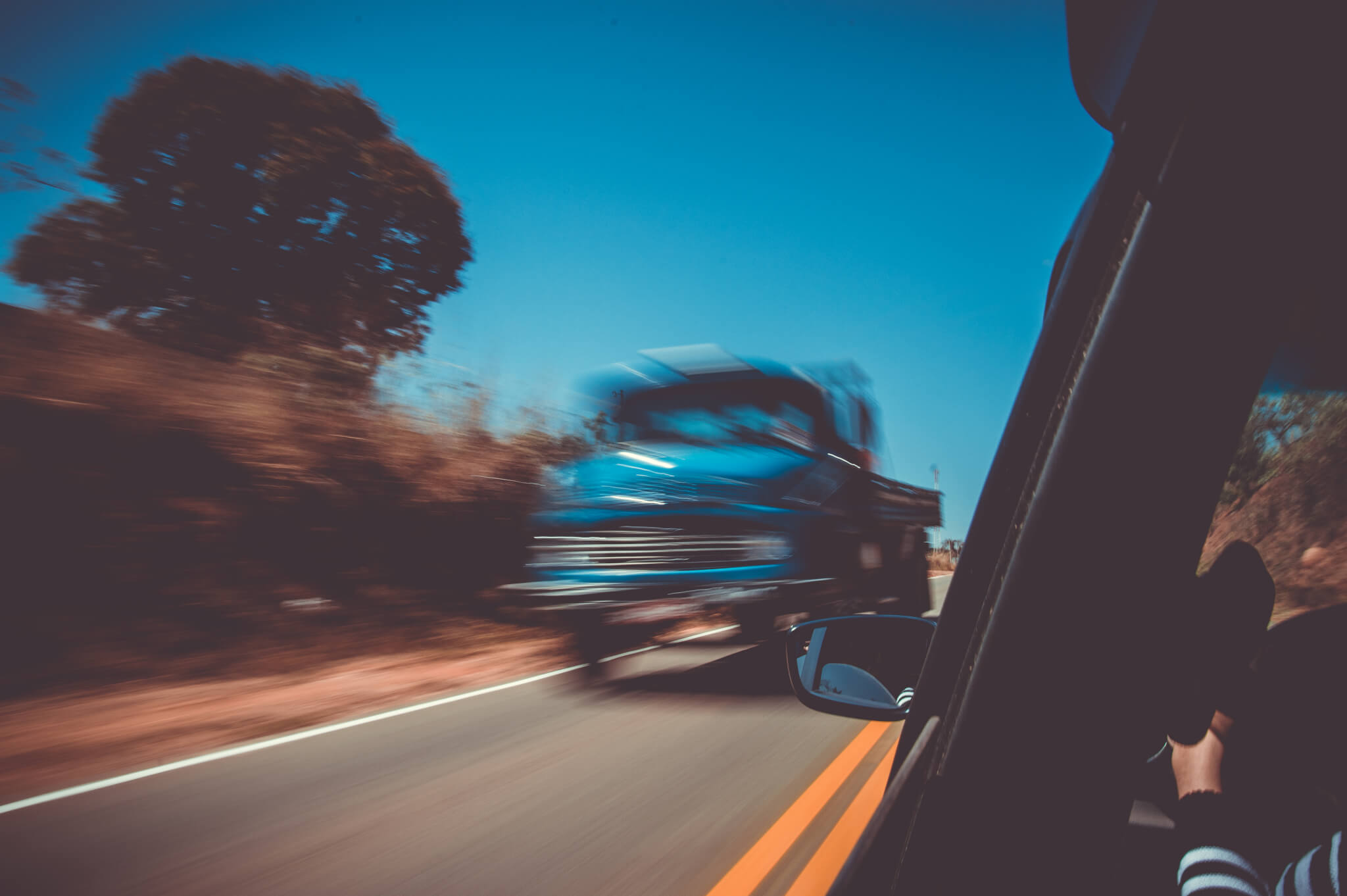 acidentes fatais com caminhoneiros