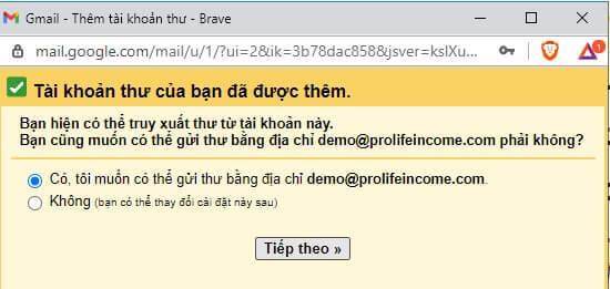 thong-bao-tai-khoan-da-duoc-them