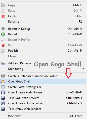 open-gogo-shell